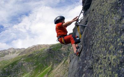 Klettersteig Unfall : Klettersteige in den alpen