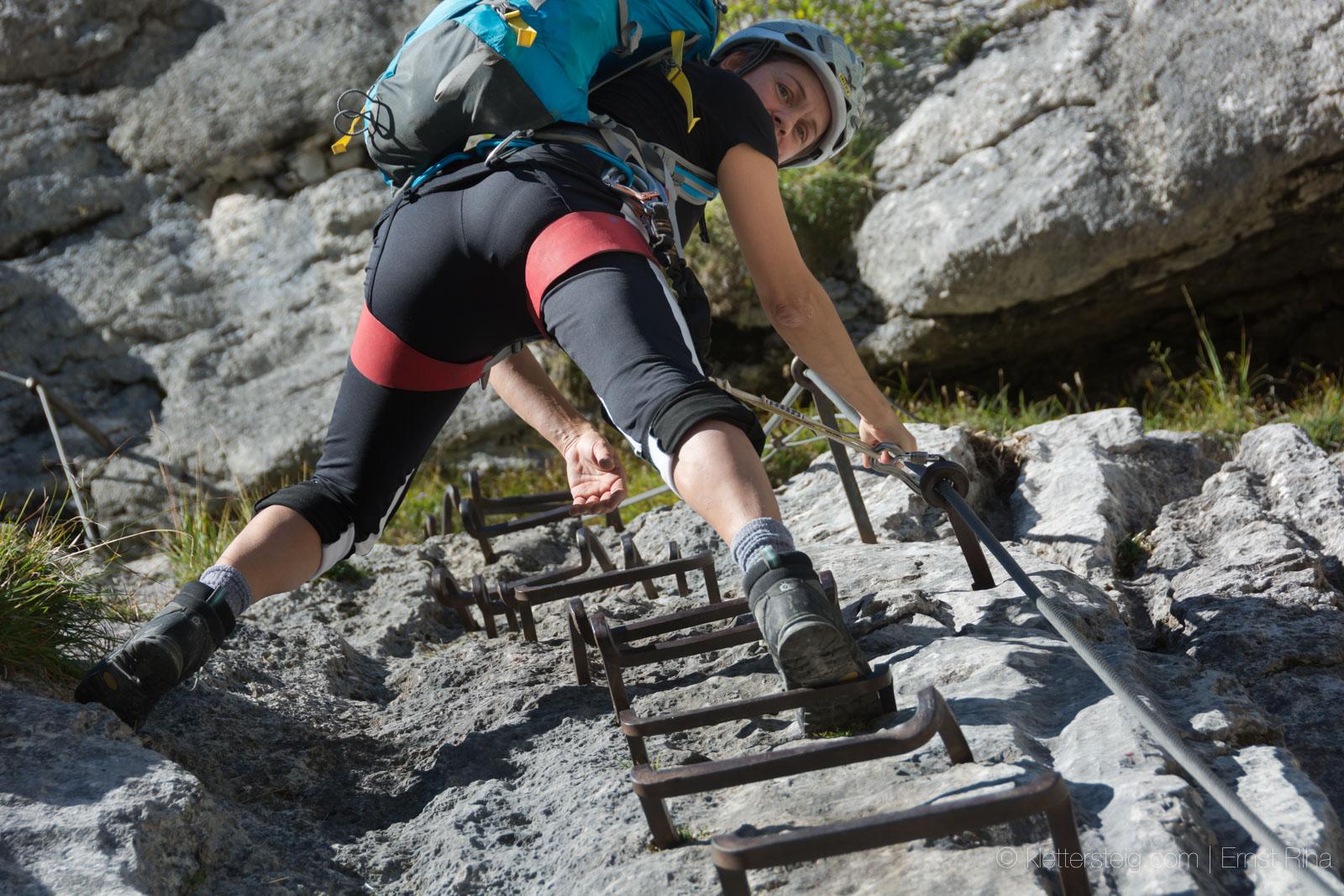 Klettersteig Quarzit Wand : News klettersteige
