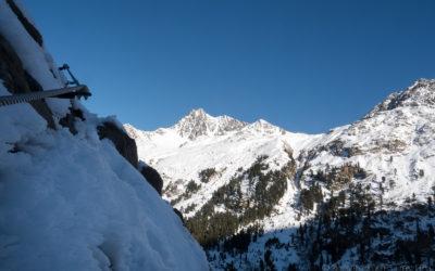 29. Jänner 2017 | Holderli Seppl Klettersteig