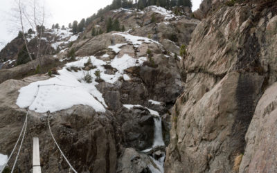 2. April 2017 | Holderli Seppl Klettersteig