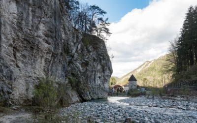 8. April 2017 | Türkenkopf Klettersteig