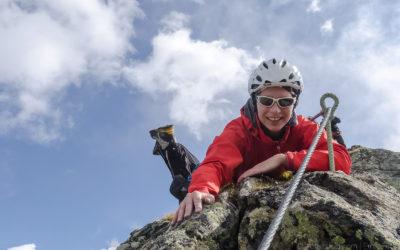 Projekt Schwärzenkamm Klettersteig