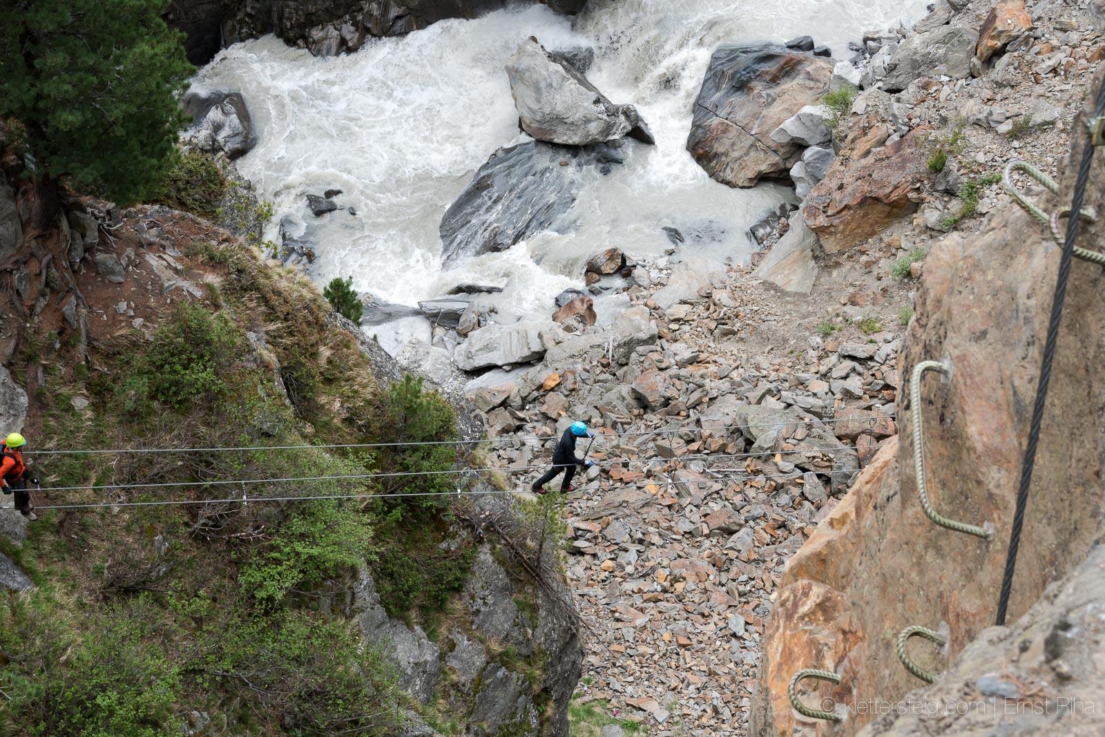 Klettersteig Obergurgl : Juni zirmwald klettersteig obergurgl klettersteige