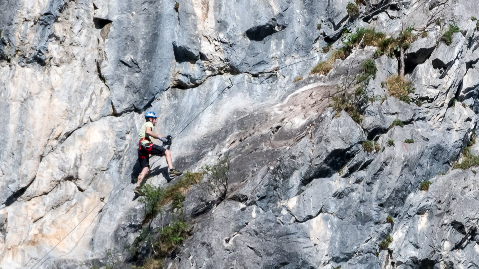 Klettersteig Obergurgl : Tomosuper klettersteige