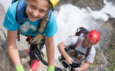 10. Juni 2017 NF-Klettersteigtour