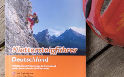 Neuer Klettersteigführer Deutschland