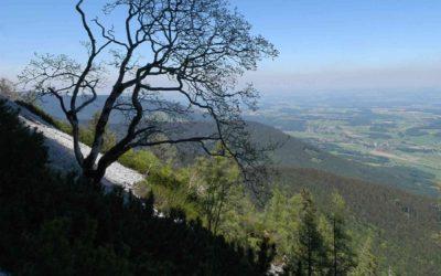Sperre am Pidinger Klettersteig