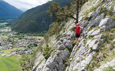 30. Juni | Leite Klettersteig