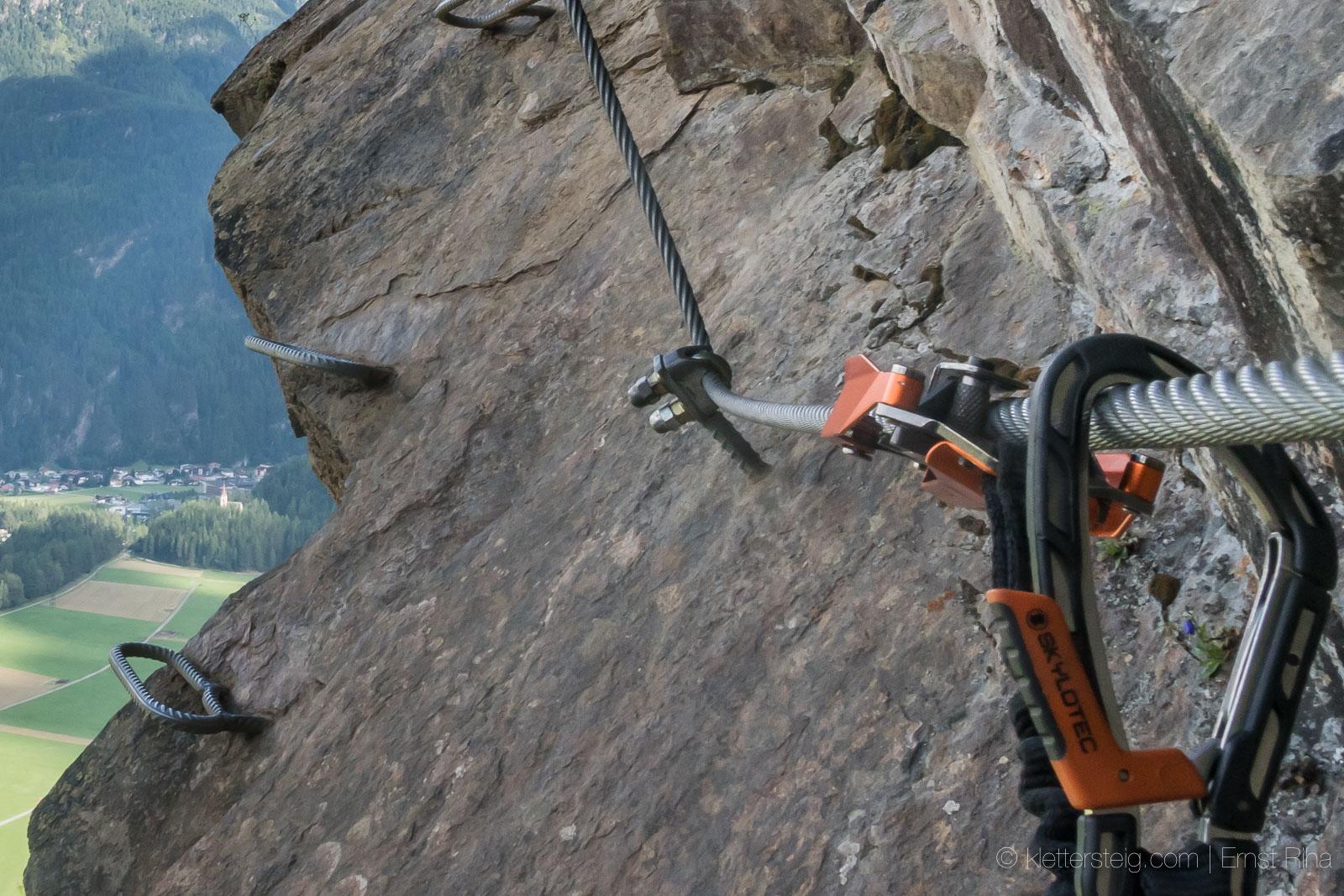 Klettersteigset Rückruf : Rückruf klettersteigset skylotec klettersteige