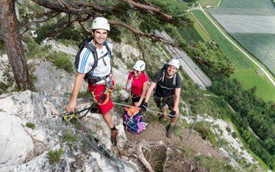 8. Juli 2017 Geierwand Klettersteig