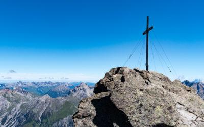 Bergtour Hoher Riffler