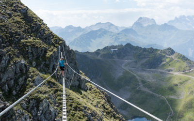 NEU: Hochjoch Klettersteig – Schruns