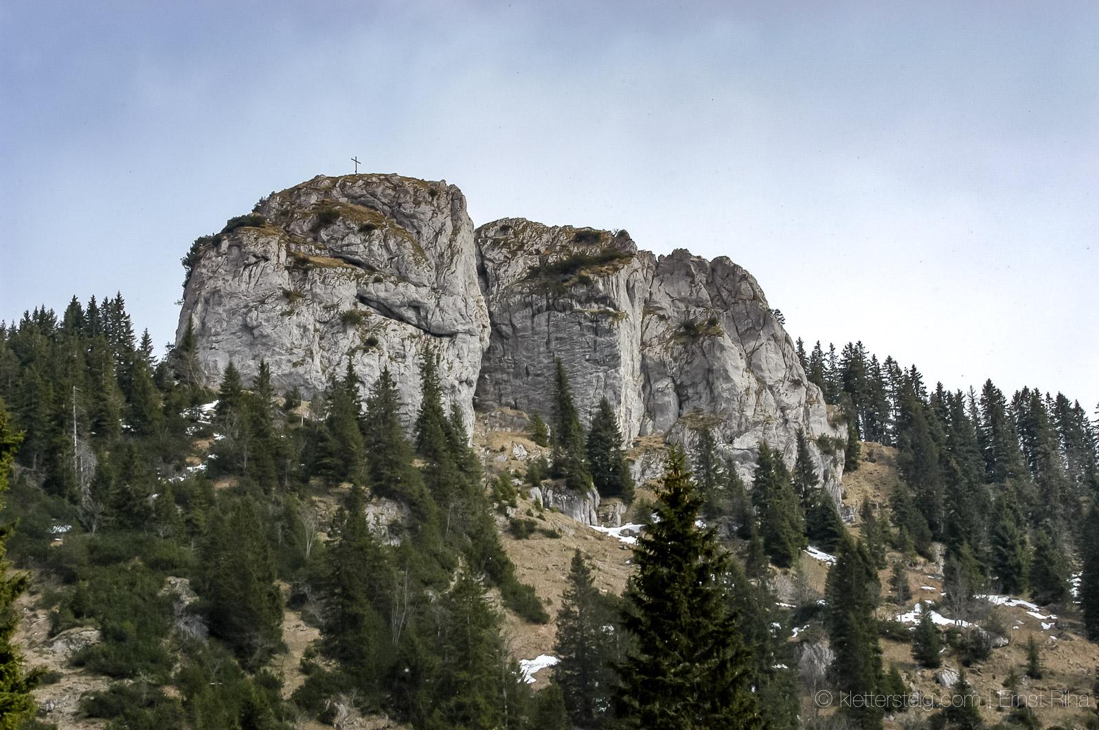 Klettersteig Am Ettaler Mandl : Ettaler manndl klettersteige