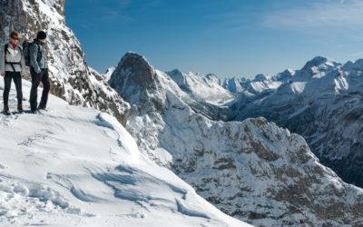 Mittenwalder Höhenweg