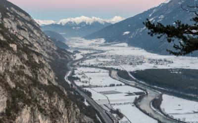 Sperre Geierwand Klettersteig