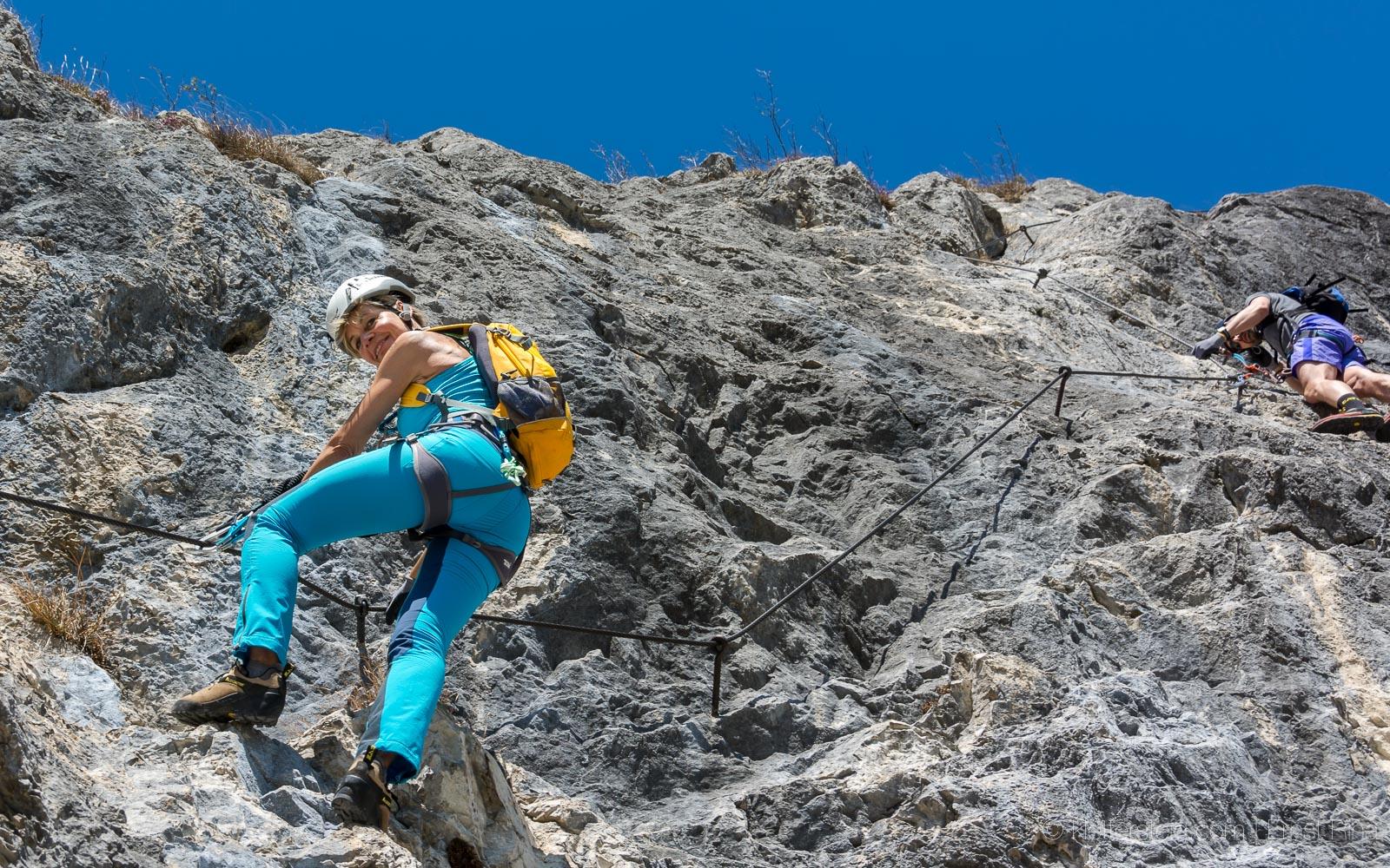 Kaiser Max Klettersteig : Kaiser max klettersteig ideal im frühling klettersteige