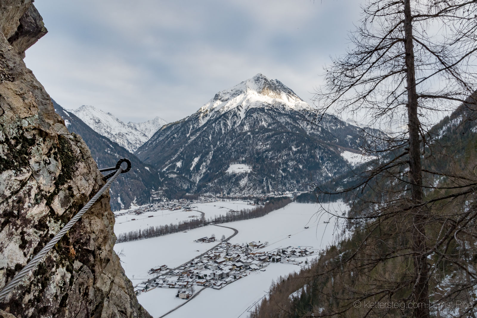 Klettersteig Lehner Wasserfall : 3. märz 2018 lehner wasserfall klettersteige