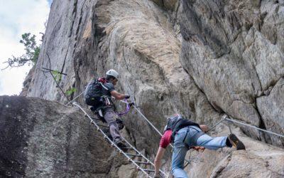 Klettersteig Oberösterreich : Klettersteige in den alpen