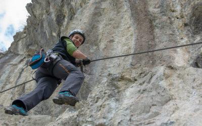 Steinwand Klettersteig | Arzl im Pitztal