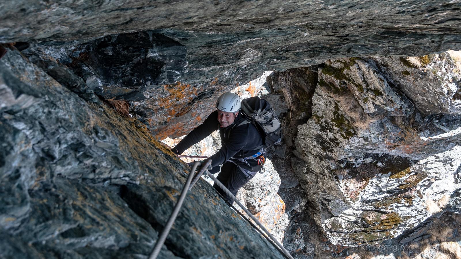 Klettersteig English : Klettersteigwochenende in mai juni camping anderwald