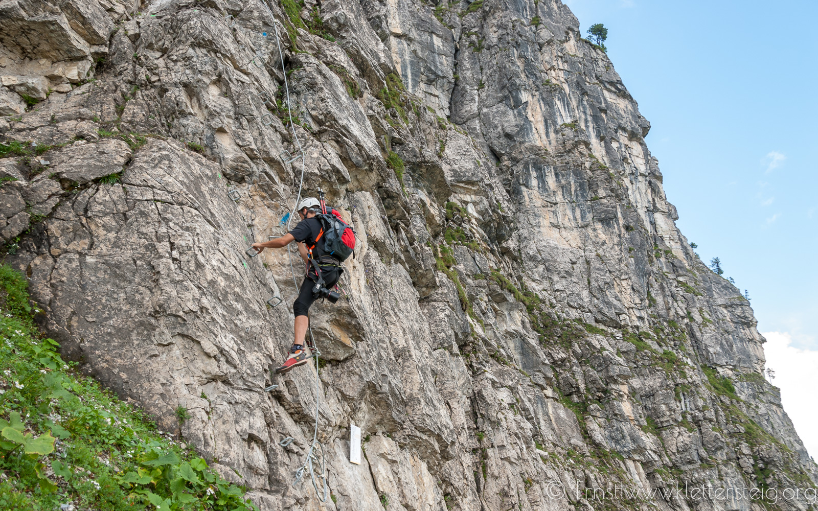 Klettersteig Naturns : News klettersteige