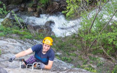 Talbach Klettersteig | Zell am Ziller