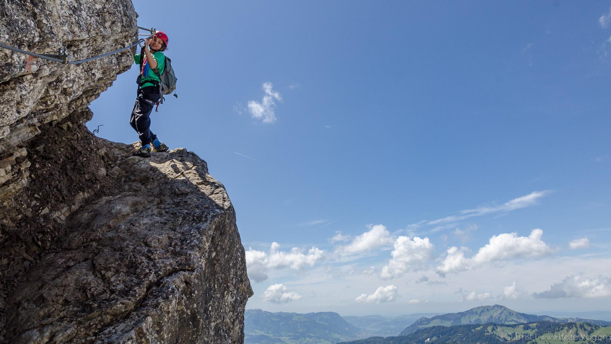 Klettersteig Oberjoch : Bergbahnen hindelang oberjoch
