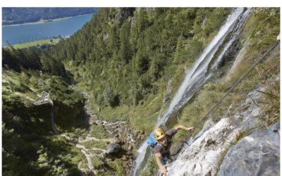 Zehn Klettersteige von climbers paradise