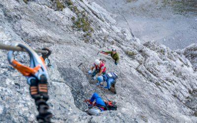 Mauerläufer Klettersteig