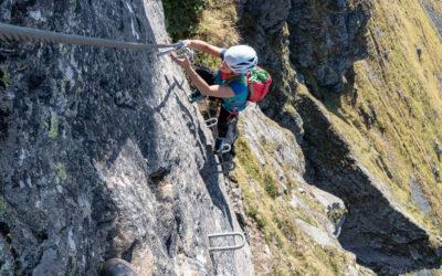 MADRISELLA Klettersteig