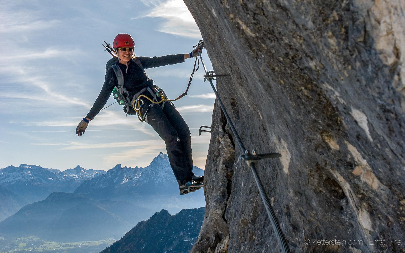 Klettersteig Hochthron : News klettersteige