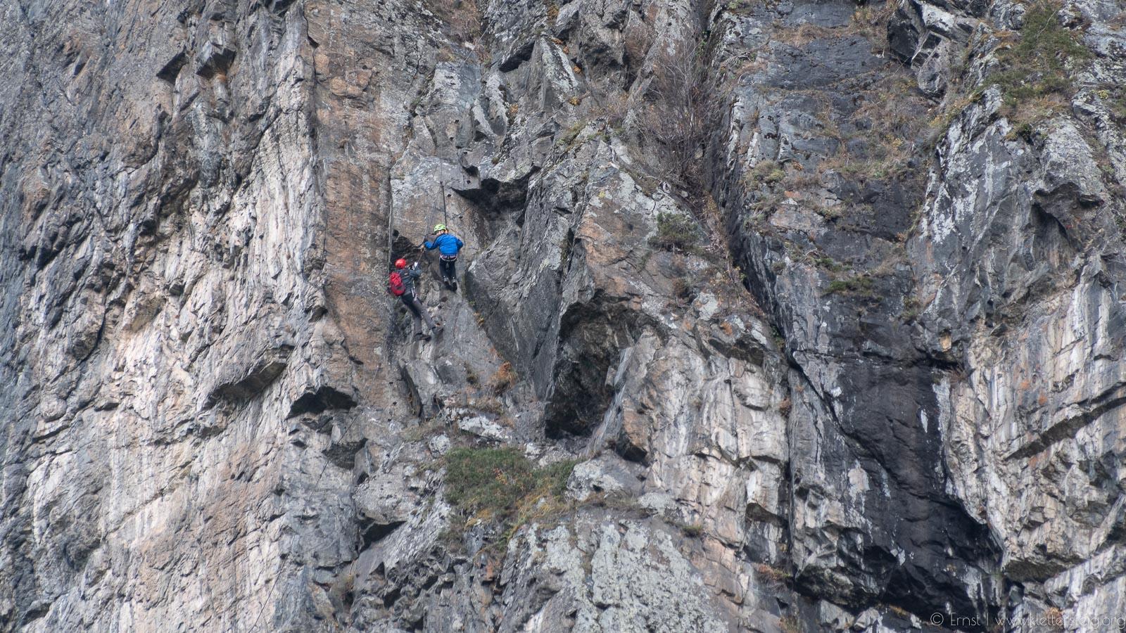 Klettersteig Längenfeld : Reinhard schiestl klettersteig bergungsaktion klettersteige
