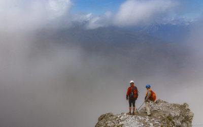 Schlicker Klettersteig | Ochsenwand
