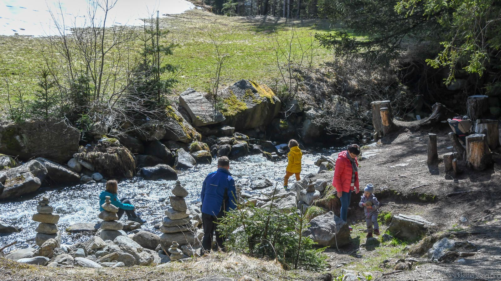 Stuibenfall Klettersteig | Zu- bzw. Abstieg noch gesperrt