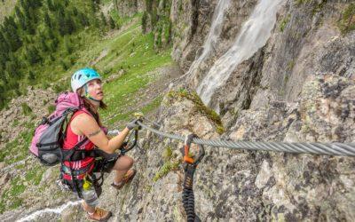 Anton Renk Klettersteig