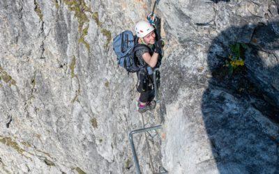 Grandlspitz Klettersteig | Dienten