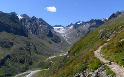 Klettersteige und 3000er bei der Franz-Senn-Hütte