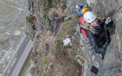 Feber 2020 | Reinhard Schiestl Klettersteig