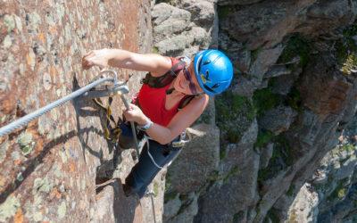 Juli 2020 | Varianten an den Pitztaler Klettersteigen geniessen