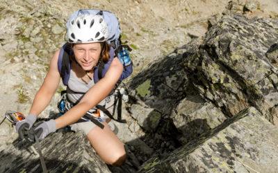 Juli 2020 | Ideale Zeit für den Goldweg Klettersteig