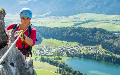 Juli 2020 | Rückschau Reintalersee Klettersteig
