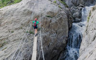 August 2020 | Holderli Seppl Klettersteig