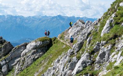 August 2020 | Mittenwalder Klettersteig