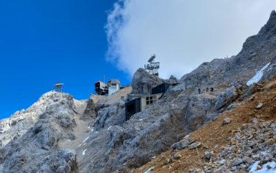 August 2020 | Stopselzieher Klettersteig | Westweg Zugspitze