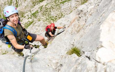 Oktober 2020 | Südsporn Klettersteig Köllenspitze