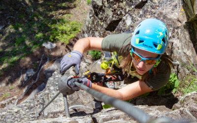 Nasenwand Klettersteig