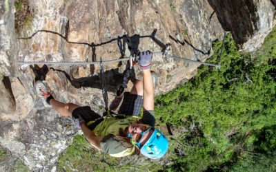Nasenwand Klettersteig | Ginzling