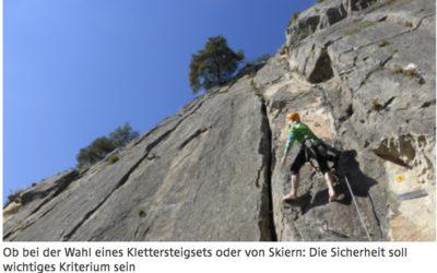 ORF-Tirol vom 9.6.2018   Kuratorium für alpine Sicherheit