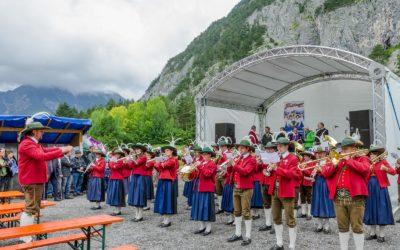 Rückschau Kletterfest am 22. Juli 2012