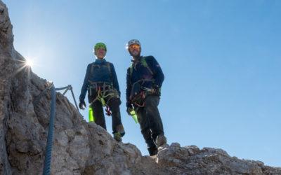 Imster Klettersteig | 14. Oktober 2018